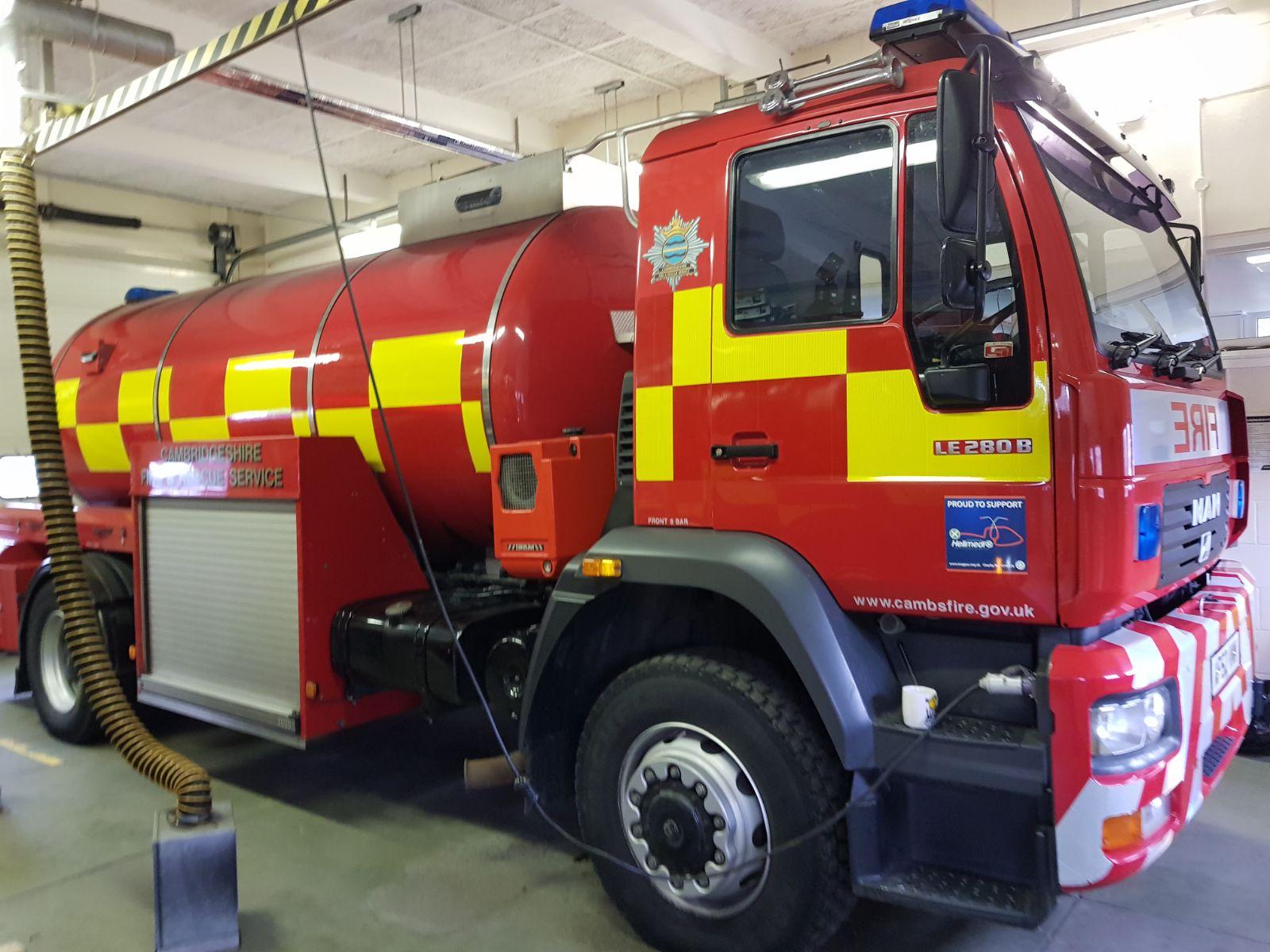 Emergency Services Vehicle CCTV
